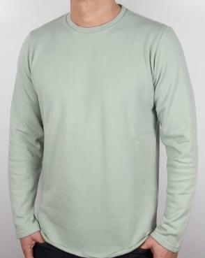 Edwin Jeans Edwin Terry Ls T Shirt Mint