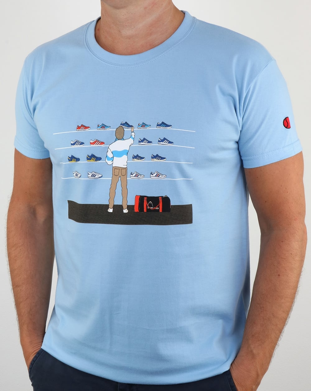 9827317c 80s Casuals T Shirts North - DREAMWORKS