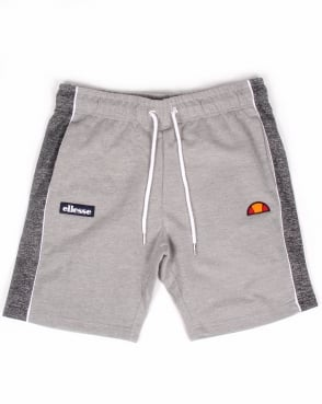 Ellesse Abbiati Fleece Shorts Grey Marl