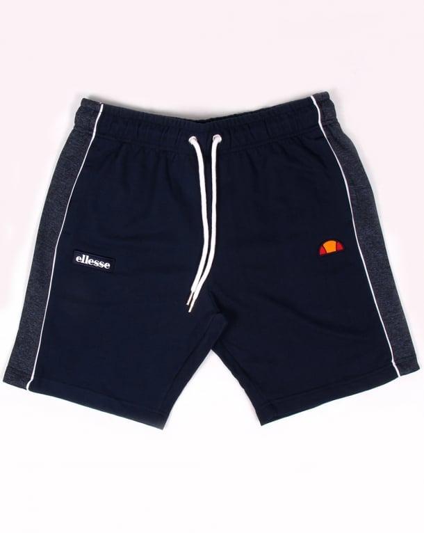 Ellesse Abbiati Fleece Shorts Navy