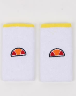Ellesse Addo Sweatbands White
