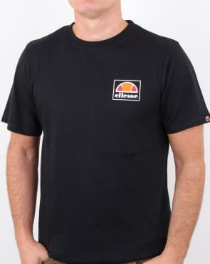 Ellesse Alfio T Shirt Black