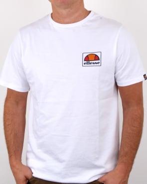 Ellesse Alfio T Shirt White