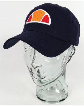 Ellesse Alzia Baseball Cap Navy