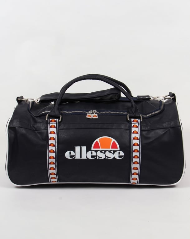 Ellesse Andes Barrel Bag Navy