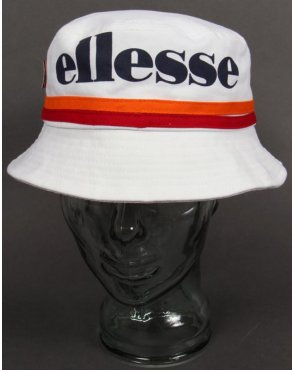 Ellesse Andino Bucket Hat White