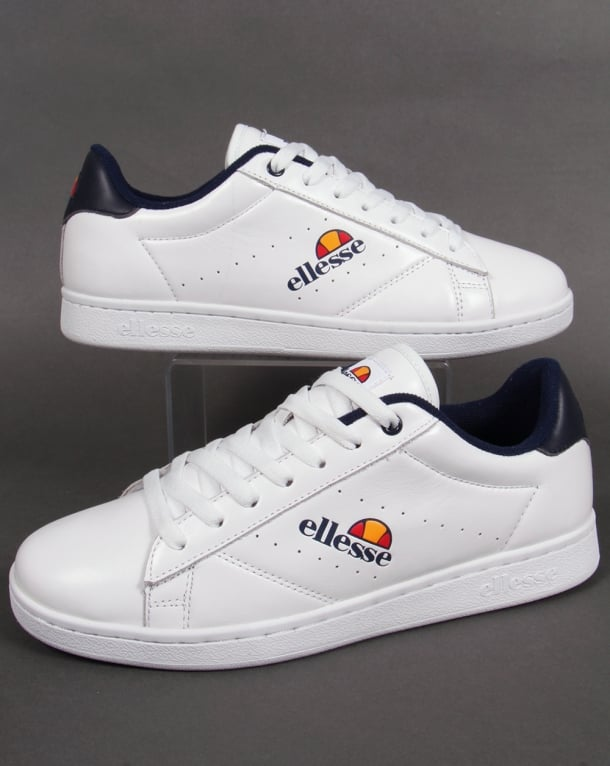 Ellesse Anzia Trainers White/Navy