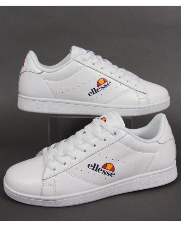 Ellesse Anzia Trainers White/white