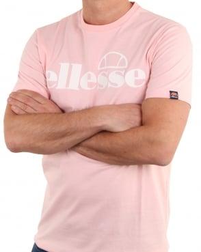 Ellesse Artoni T Shirt Pink