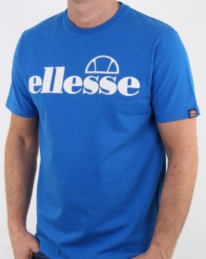 Ellesse Artoni T Shirt Royal Blue