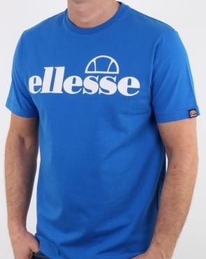 Ellesse Artoni T Shirt Royal Blue