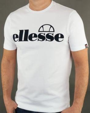 Ellesse Artoni T Shirt White