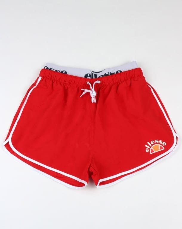 Ellesse Atrani Shorts True Red