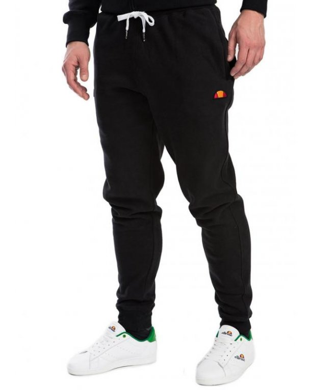 Ellesse Barasson Track Bottoms Black