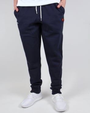 Ellesse Barasson Track Bottoms Navy