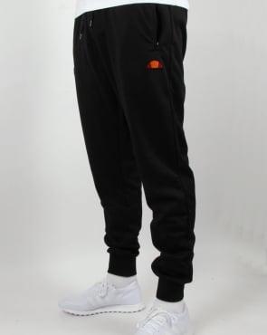 Ellesse Bertone Track Pants Black