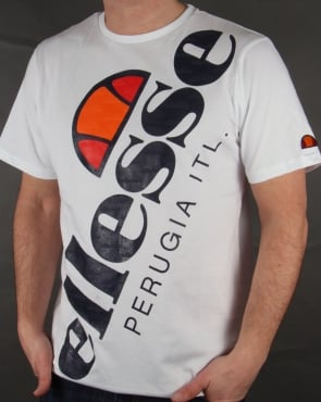 Ellesse Bettona T-shirt White