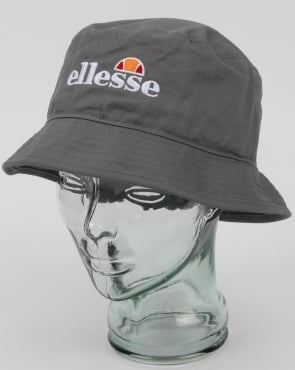 Ellesse Binno Bucket Hat Frost Grey