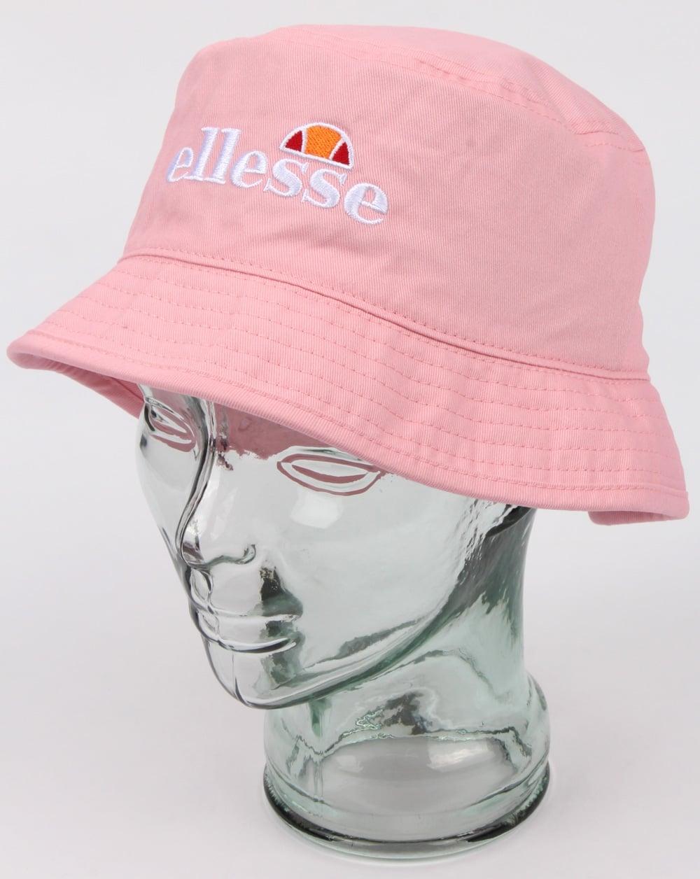 Ellesse Binno Bucket Hat Pink ec1858729e4