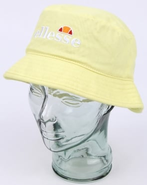 Ellesse Binno Bucket Hat Tender Yellow