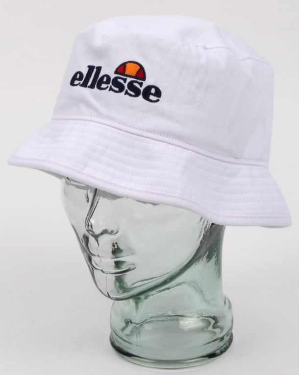 Ellesse Binno Bucket Hat White