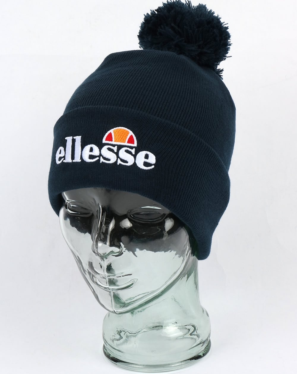 Ellesse Ellesse Bobble Beanie Hat Navy 5030212ae91