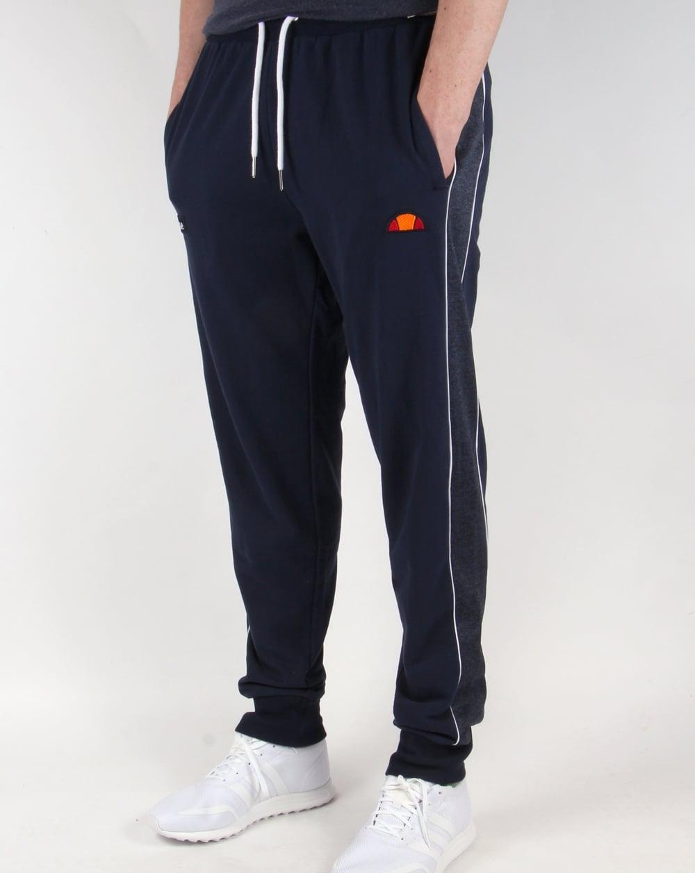 1c0c7a8d Ellesse Borini Track Pants Navy