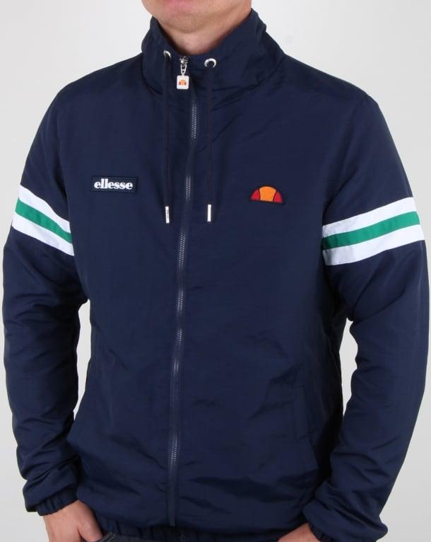 Ellesse Bracciali Jacket Navy