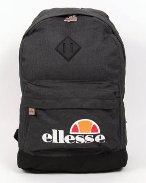 Ellesse Brock II Backpack Black Marl
