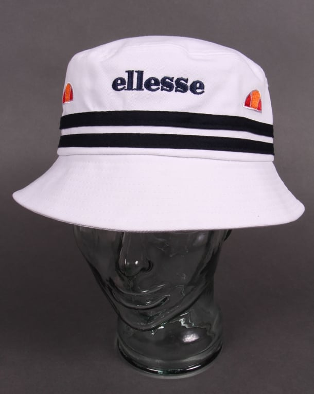 Ellesse Bucket Hat White