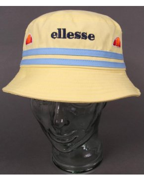 Ellesse Bucket Hat Yellow/Sky