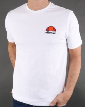 Ellesse Canaletto T Shirt White