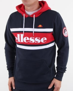 Ellesse Canazei Oh Hoody Navy