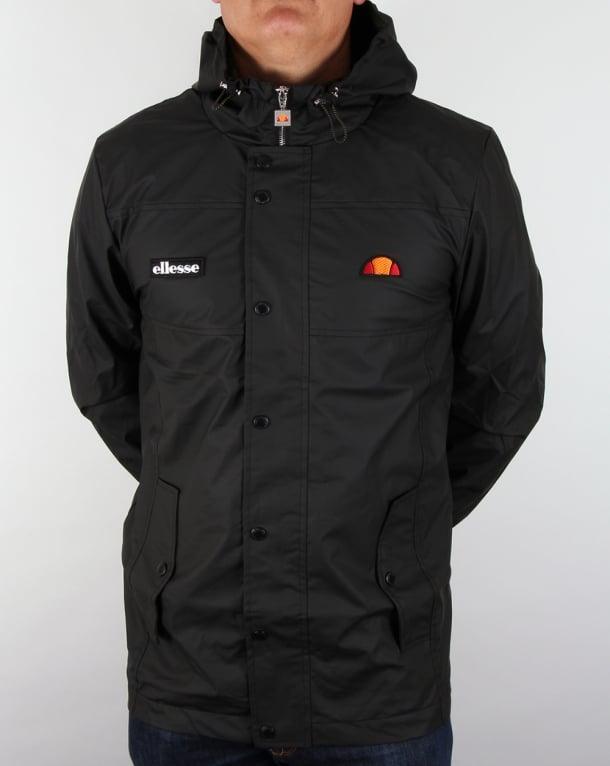 Ellesse Castelli Jacket Black