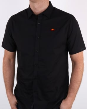 Ellesse Castello Shirt Black