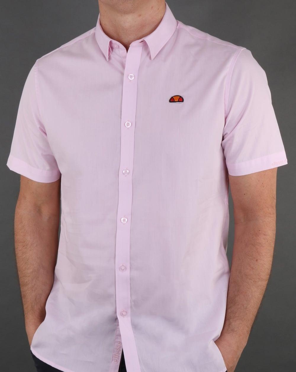 ee1a2883d5bf Pastel Pink Mens Dress Shirt - BCD Tofu House