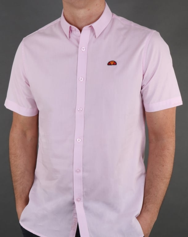 Ellesse Castello Shirt Light Pink