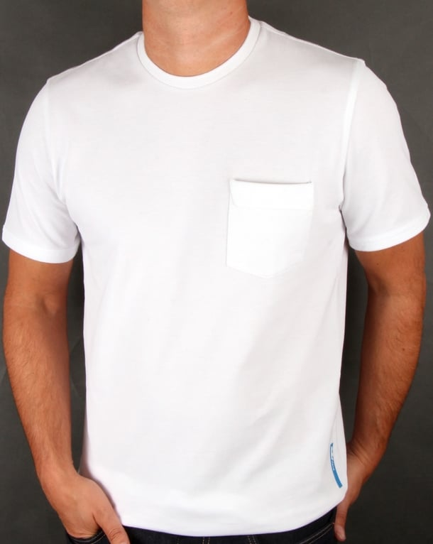 Ellesse Cervello T-shirt White