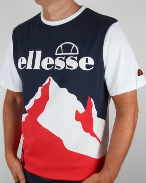 Ellesse Cervinia T-shirt White