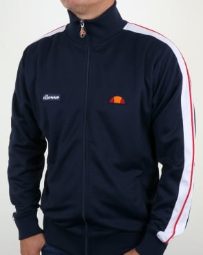 Ellesse Cervino Track Top Navy