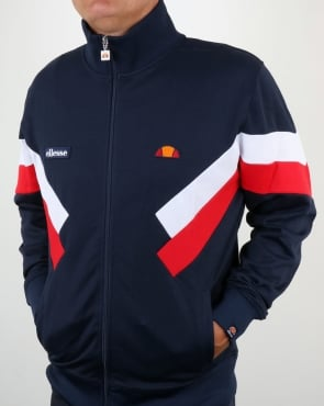 Ellesse Chierroni Track Top Navy
