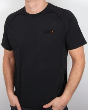 Ellesse Cimone T Shirts Black