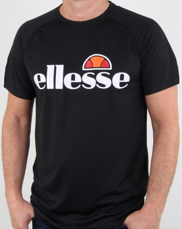 Ellesse Cindolo T Shirt Black