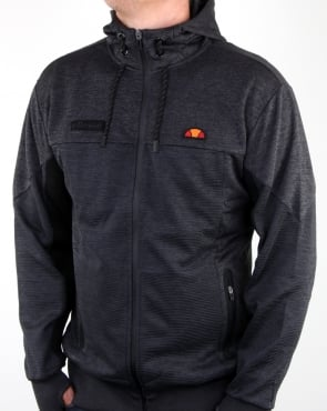 Ellesse Courage Hoody Black Marl