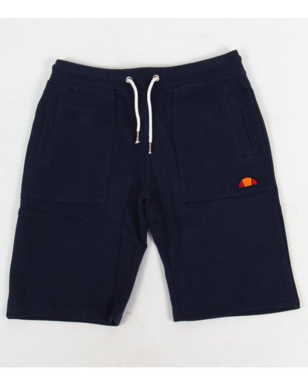 Ellesse Cusna Fleece Shorts Navy