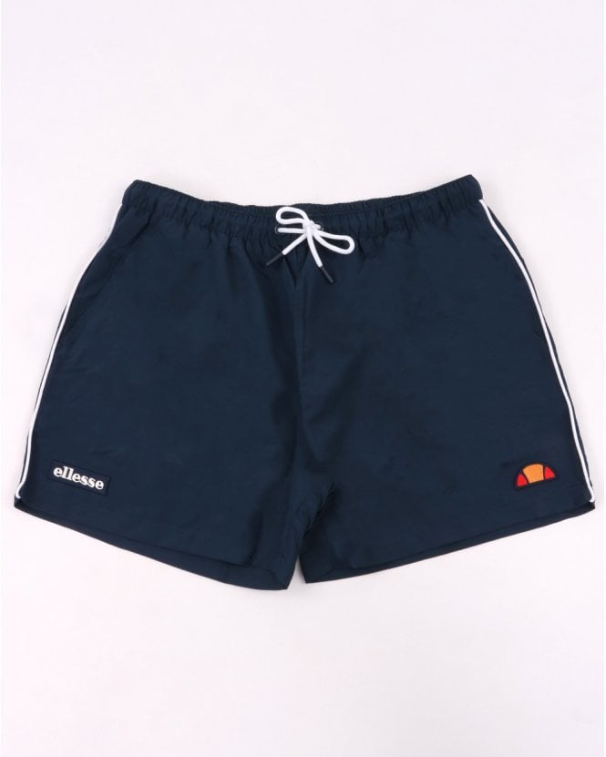 47b3516f366 Ellesse Dem Slackers Swim Shorts Navy