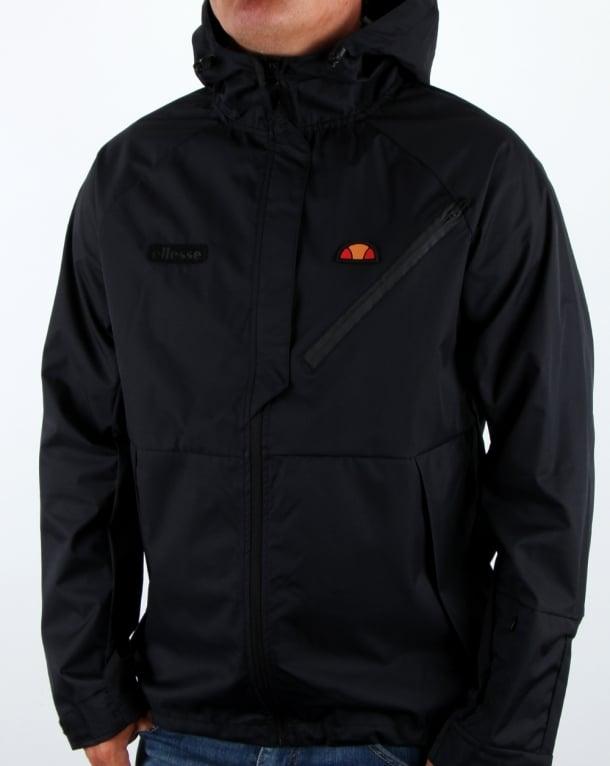 Ellesse Dispatch Jacket Black