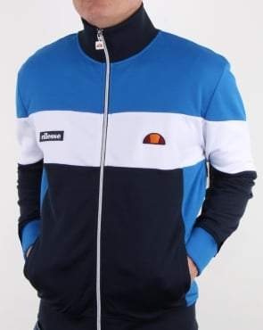 Ellesse Dom Track Top Navy/royal Blue