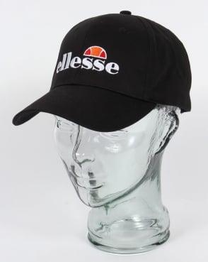 Ellesse Efiso Logo Cap Black