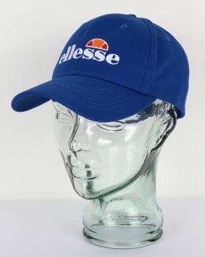 Ellesse Efiso Logo Cap Blue